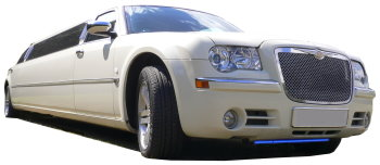 Limousine hire in St. Helens. Hire a American stretched limo from Cars for Stars (Warrington)